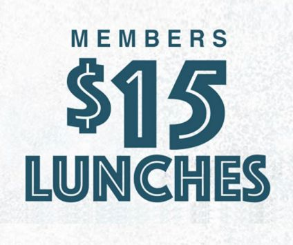 4. $15 Lunches